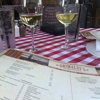 Photo taken at Grimaldi's by Amy P. on 5/1/2012