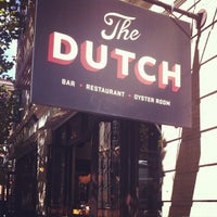 Photo taken at The Dutch by Todd L. on 9/12/2012