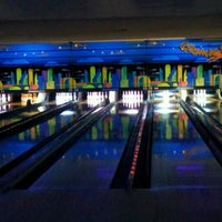 Photo taken at Terrace Sports Bowling by Ebony-Desireè P. on 7/29/2012