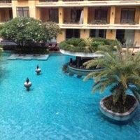 Photo taken at Mantra Pura Resort And Spa Pattaya by Kittippng C. on 5/12/2012