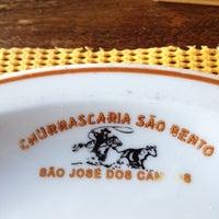 Photo taken at Churrascaria São Bento by Thiago W. on 5/19/2012