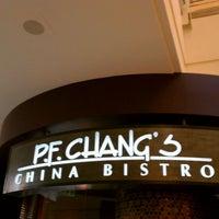 Photo taken at P.F. Chang's by John W. on 3/5/2012