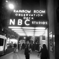 Photo taken at Studio 8H - Saturday Night Live by Bethany L. on 4/8/2012