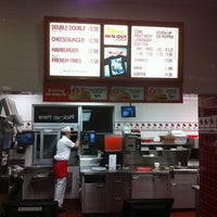 Photo taken at In-N-Out Burger by Josh K. on 5/2/2012