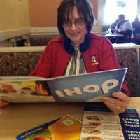 Photo taken at IHOP by Chris S. on 2/28/2012