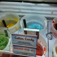 Photo taken at Rita's Water Ice by Jeremy G. on 2/16/2012