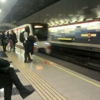 Photo taken at Metro Hernando de Magallanes by Nataly C. on 5/29/2012