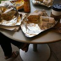 Photo taken at Which Wich? Superior Sandwiches by Monira A. on 5/8/2012