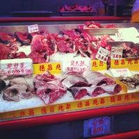 Photo taken at Bayard Meat Market by Arc Z. on 5/10/2012