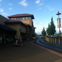 Photo taken at Woodburn Premium Outlets by Jenn H. on 7/16/2012