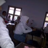 Photo taken at SMA Negeri 1 Genteng by nya k. on 7/11/2012