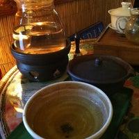 Photo taken at Dobra Tea by Aubrey on 5/6/2012