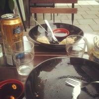 Photo taken at Mormors Dumpling by Oskar H. on 8/16/2012