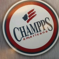 Photo taken at Champps Americana by Monica S. on 8/21/2012