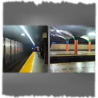 Photo taken at 33rd St PATH Station by OElena N. on 6/5/2012
