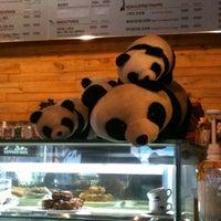 Photo taken at ZOO COFFEE by Olga L. on 2/19/2012