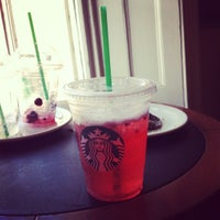 Photo taken at Starbucks by Amy G. on 8/6/2012
