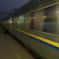 Photo taken at Stasiun Cilebut by Muhammad Y. on 8/23/2012