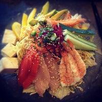 Photo taken at Samurai Sushi by Quentin E. on 6/8/2012