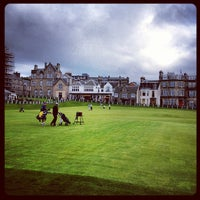 Photo taken at The Old Course St Andrews by Javier S. on 7/3/2012
