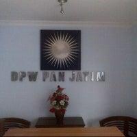 Photo taken at Kantor DPW PAN Jawa Timur by Prince R. on 9/13/2012
