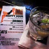 Photo taken at R15 Bar by Pamela G. on 7/25/2012