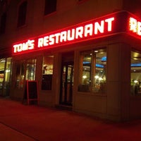 Photo taken at Tom's Restaurant by Mario R. on 6/26/2012