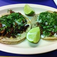 Photo taken at Janitzio Burrito by Rocio C. on 3/8/2012