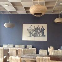 Photo taken at L'atelier Cafe by Stefan on 7/24/2012