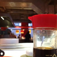 Photo taken at YO! Sushi by Guido B. on 4/26/2012