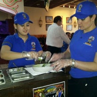 Photo taken at Lobo De Mar Restaurant by Miguel C. on 3/25/2012
