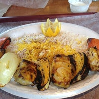 Photo taken at Moby Dick House of Kabob by Steve M. on 5/23/2012