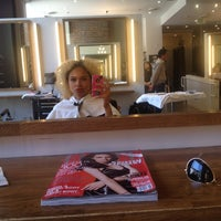 Photo taken at The Salon by Maxime by Nik R. on 6/16/2012