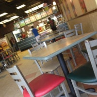 Photo taken at Subway by محمد ا. on 6/18/2012