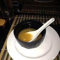Photo taken at Dish Japanese Restaurant by Joe C. on 8/17/2012