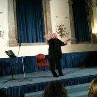 Photo taken at Scuola Grande S. Teodoro by Kyvin S. on 5/28/2012