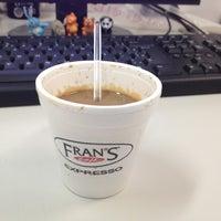 Photo taken at Fran's Café by Carol on 4/19/2012