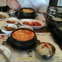 Photo taken at BCD Tofu House by Kitel V. on 3/9/2012