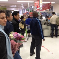 Photo taken at Provigo by Eric B. on 5/5/2012