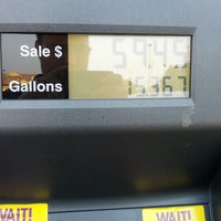 Photo taken at Kroger Fuel by John B. on 9/7/2012