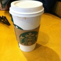 Photo taken at Starbucks by Margaret V. on 4/28/2012