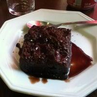 Photo taken at Fingen Café by Juliane L. on 3/16/2012