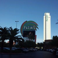 Photo taken at Palms Casino Resort by Demont D. on 2/21/2012
