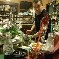 Photo taken at La Taverna Del Duca by Carlo Z. on 3/8/2012