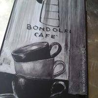 Photo taken at Bondolfi caffe by Daniele L. on 8/5/2012