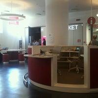 Photo taken at Casa Italo Firenze Santa Maria Novella by Akram A. on 8/9/2012