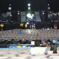 Photo taken at XFINITY Theatre by Danielle L. on 7/13/2012