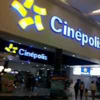 Photo taken at Cinépolis by Jenni M. on 6/9/2012