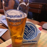 Photo taken at Augustiner am Dom by Florian M. on 9/8/2012