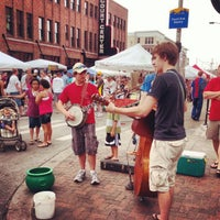 Photo taken at Downtown Des Moines Farmers Market by Russ G. on 5/19/2012
